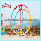 Luxury small playground amusement park rides outdoor exercise machine