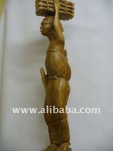 esculturas de áfrica
