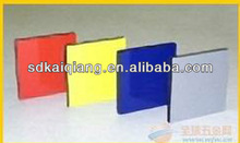 aluminium composite plastic panels/construction material/PVC fitting /waterproof
