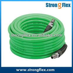 Green Polyurethane Tubing, PU Hose