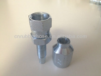 45Degree Elbow-Heavy Type Swaged hose fitting/hydraulic hose fittings