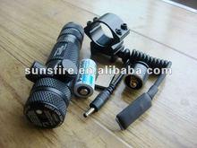 Tactical Green beam laser scope with Shockproof, rainproof, fogproof