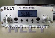 20W 20Watt FM Radio Transmitter Stereo Low Power FM Transmitter