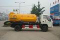 Foton 95hp, De aguas residuales camión, 2000-3000l, 90hp, Motor diesel, 4 * 2,6 neumáticos, Bajo precio, Rhd / a la izquierda, Euro 3