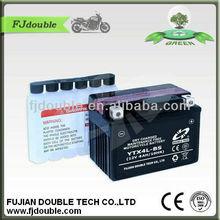 Long life MF motorcycle batteries/motor van Battery/motorbike Battery