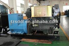 CCS 100kw marine generator powered by weifang Ricardo diesel engine