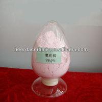 High Purity Rare Earth Oxide Earth Oxide Er2O3 99.5%-99.999%