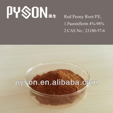High Quality Radix Paeoniae Rubra/Red Peony Root P.E.