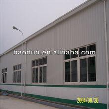 light structural steel hangar buildings