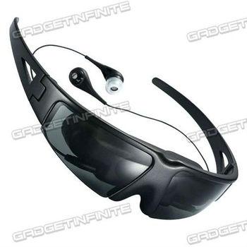 VG260 Portable Video Glasses Mobile Theatre w AV-in for FPV gl
