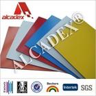 aluminium composite panel, aluminium laminating wall covering