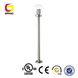 Popular garden light pole