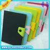 Hot sale ! Fashion mix color leather case for Ipad mini