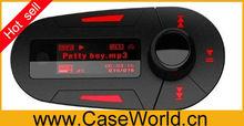 NEW WELL LCD Car Kit MP3 Player Wireless FM Transmitter Modulator+Remote SJW-0348