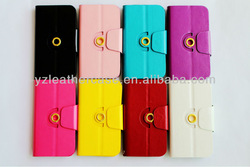 Hot sale mobile phone leather cases holster for Hot sale mobile phone leather cases holster for samsung galaxy s4