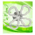 nuevo mini flor 4u luz ahorro de energía cfl pequeños tubos fluorescentes