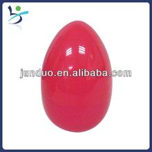 plastic egg shell,95*138mm pp easter egg