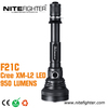 Nitefighter F21C Cree XM-L2 LED tactical flashlight