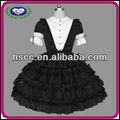 yeni klasik tarzı Cosplay kızlar Gotik Lolita Punk elbiseler