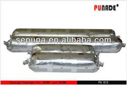 windshield special sheet metal pu sealant ,special PU sealant for sealing sheet metal