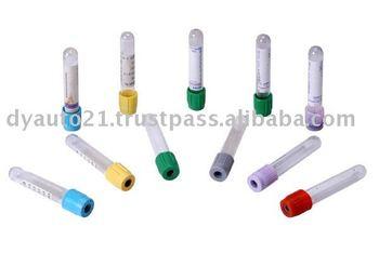 Auto Vacuum Blood Collection Tube Product Machine (Edta Filling + Vacuum + Cap Capping + Labeling Machine)