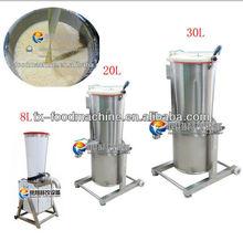 FC-310 ginger garlic onion potato mango grinding paste crushing machine equipment (SKYPE: wulihuaflower)