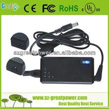 12v 16v 19v 24v Universal AC Adapter Laptop for toshiba manufactory
