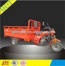 OEM design colored petrol motor tricycle