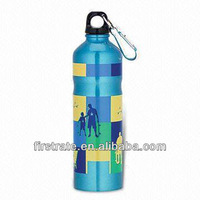 2013 new style hot selling aluminium sport drinking bottle