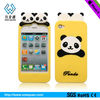 New custom Animal silicone cover for Iphone with cheapest price