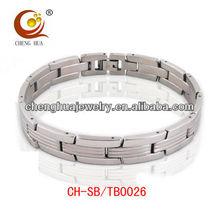 316L stainless stee handmade bracelet ideas
