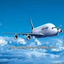 EK UPS BA AF air shipping service to Cleveland and Los Angeles of USA from China Shenzhen Guangzhou Hongkong