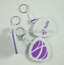 Souvenir key chain holder/key ring fobs/key tag