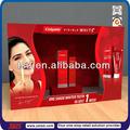 Tsd-c228 personalizado supermercado modelo de creme dental caixa display de papelão, mostrar pdq caixa, livro counter caixa de exposição