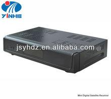 HD digital satellite finder/receiver embeded security Chipset & CA