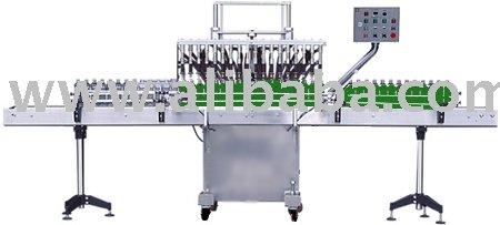 JDA - Automatic Bottle Liquid Filling Machine