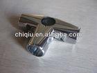 25mm aluminium square tube connector