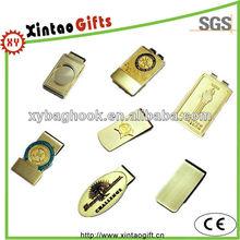Custom paper clip and money clip