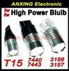 Guangzhou LED Manufacturer High Power 3W led t15 light DC12V led bulb 3w 12v auto socket