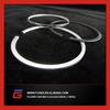 Isuzu spare parts engine piston ring 6BG1 OEM:1-12121101-0
