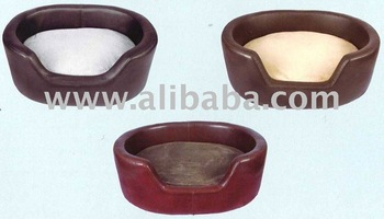 Faux Leather (PU, PVC) Or Genuine Leather pets products
