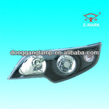 E-mark E9 12V 24V JAC Bus auto LED head light