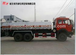 Liquid Asphalt Tanker
