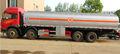 El aceite de campo de vehículos especiales, camión tanque de aceite