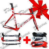 Time RXRS Carbon Bike road frameset Carbon bike frameset fork seatpost clamp seatpost carbon fiber bike frame set