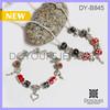 2013 Wholesale China Fashion Alloy Charm Bracelets And Necklaces