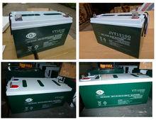 12V VRLA solar battery