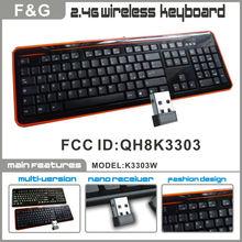 2013 new mini usb receiver keyboard