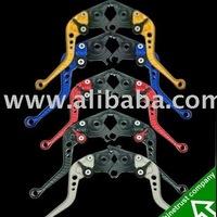 Racing Standard or Shorty(stubby) adjustable Levers GSXR600 GSXR750 GSXR1000 1996-2010