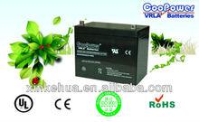 Sealed Lead acid battery UPS battery/Rechargeable Battery,Solar Battery/12V55AH Deep Cycle Battery